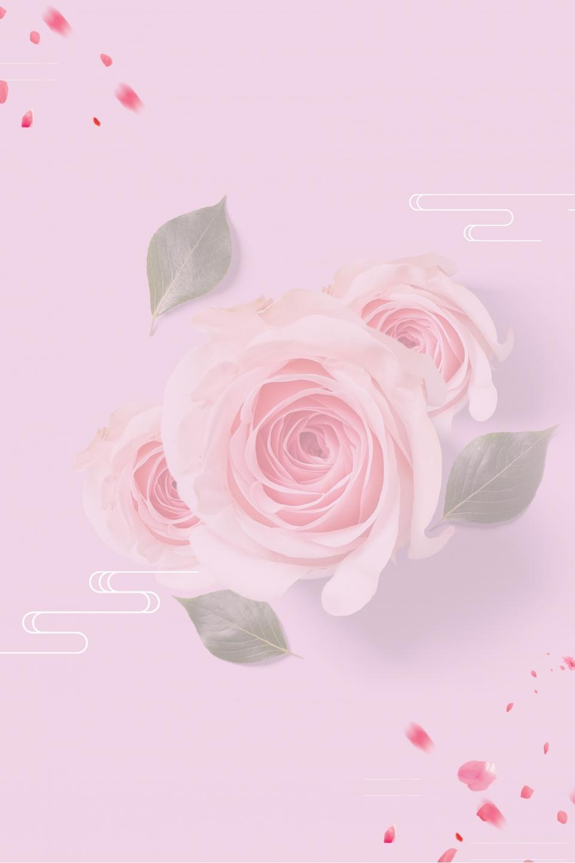 76d9c276f مستحضرات التجميل العطور الوردي ملصق التجميل خلفية بتلات صورة الخلفية ...