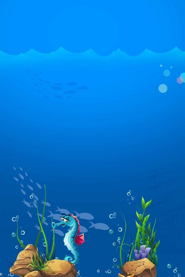 Eco Aquarium Poster Background, Eco Aquarium, Aquarium, Travel Background  Image For Free Download