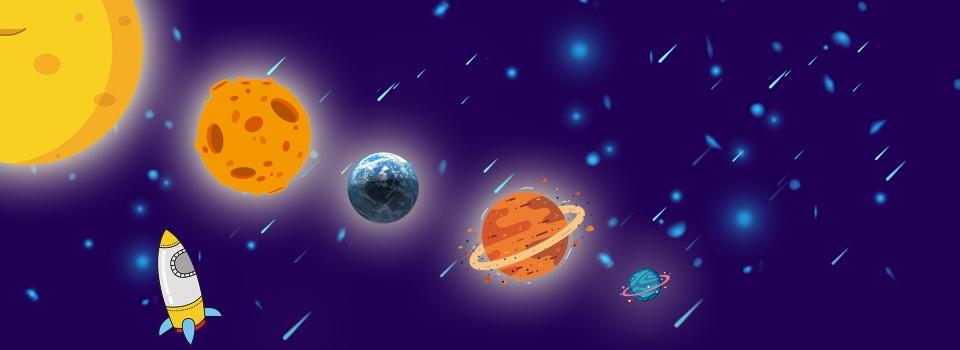 Gambar Latar Belakang Vektor Kreatif Tema Lapan Planet Dalam Sistem Suria Alam Semesta Sistem Solar Lapan Planet Latar Belakang Untuk Muat Turun Percuma