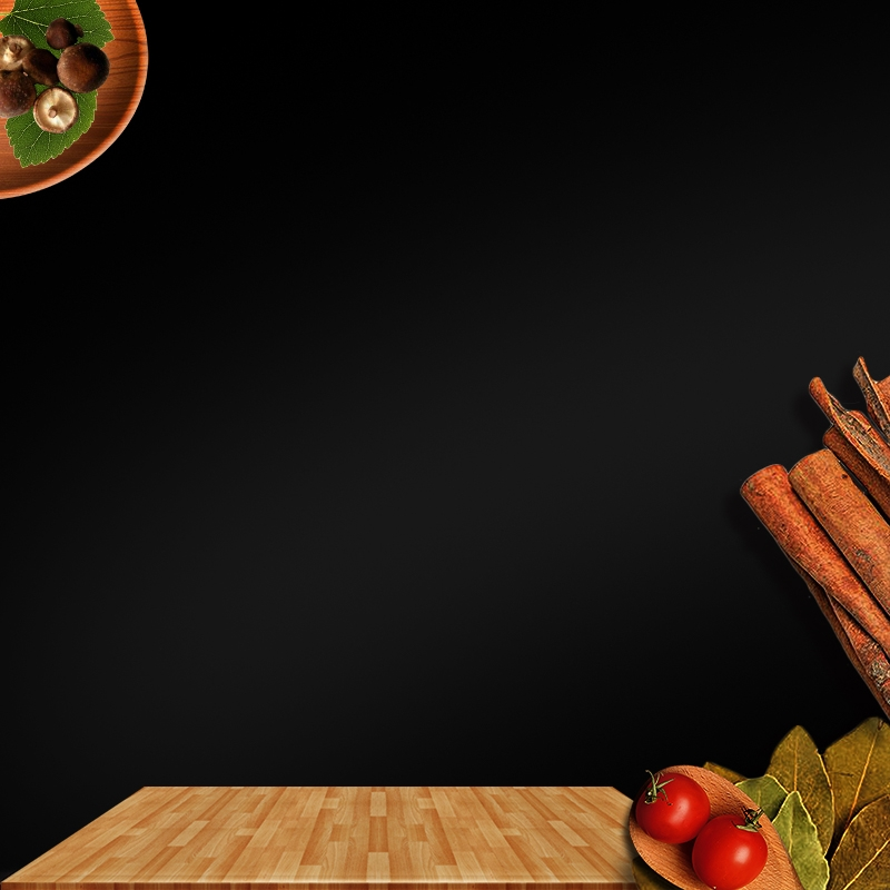 Flame Chili Sauce Food Promotion Main Map Background Material