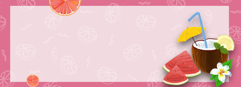pngtree fruit minimalist pink poster background banner image 164920