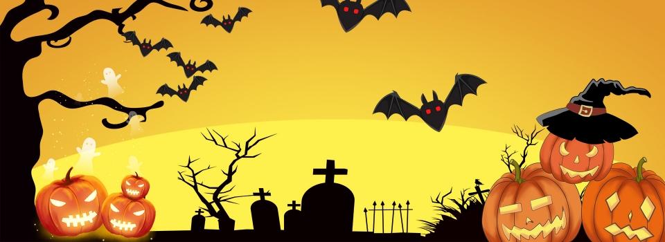 Halloween Promotion Halloween Affiche Halloween Propagande
