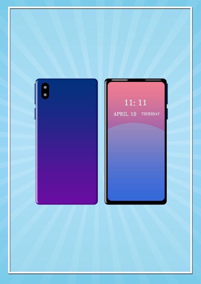 Iphone X Lavoro Futuro Sfondo Mockup Super Retina Immagine Di Sfondo