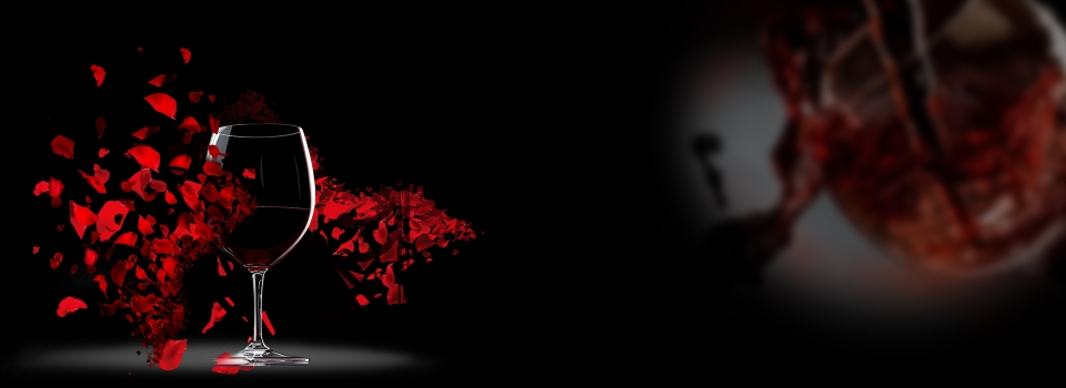 Red Wine Dreamy Black Poster Background Banner Red Wine Wine Whiskey Background Image For Free Download