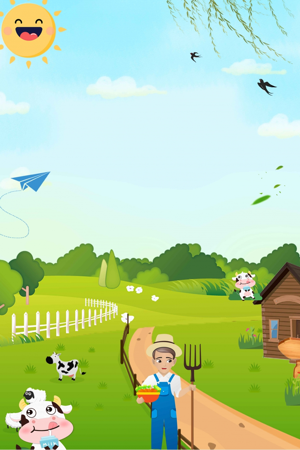 Simple Cartoon Farm Advertisement Simplicity Cartoon Farm Background Image For Free Download Some trees can live up to several drawing trees might not seem so difficult at first. https pngtree com freebackground simple cartoon farm advertisement 1015328 html