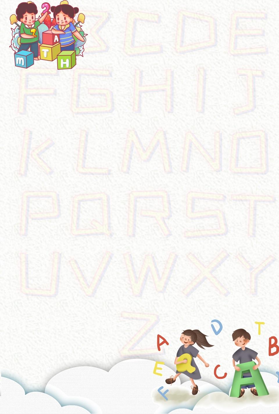 أسلوب بسيط دروس تعليم اللغة الإنجليزية الاستماع باللغة الإنجليزية فصل تدريب اللغة الإنجليزية خلفية الملصق الالتحاق بسيط صورة الخلفية للتحميل مجانا