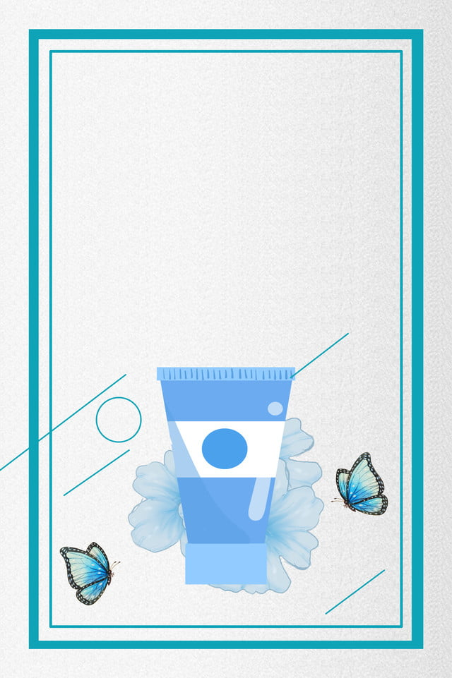 Templat Latar Belakang Poster Promosi Pemutih Pelembab Tabir Surya Sederhana Sederhana Pemutih Pelembab Gambar Latar Belakang Untuk Unduhan Gratis