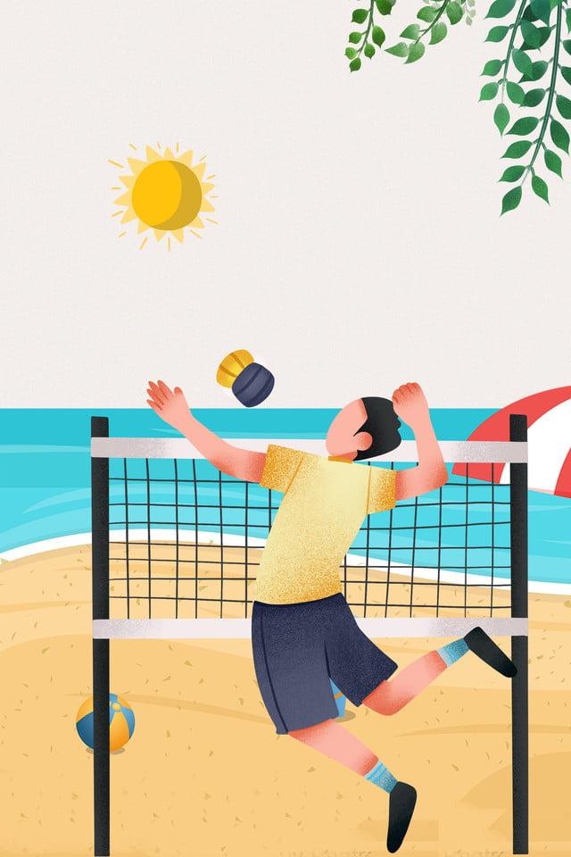 تحميل لعبة كرة الطائرة