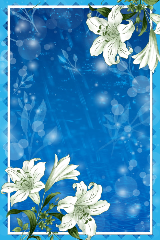 Wedding Invitation Background Blue Wpawpartco