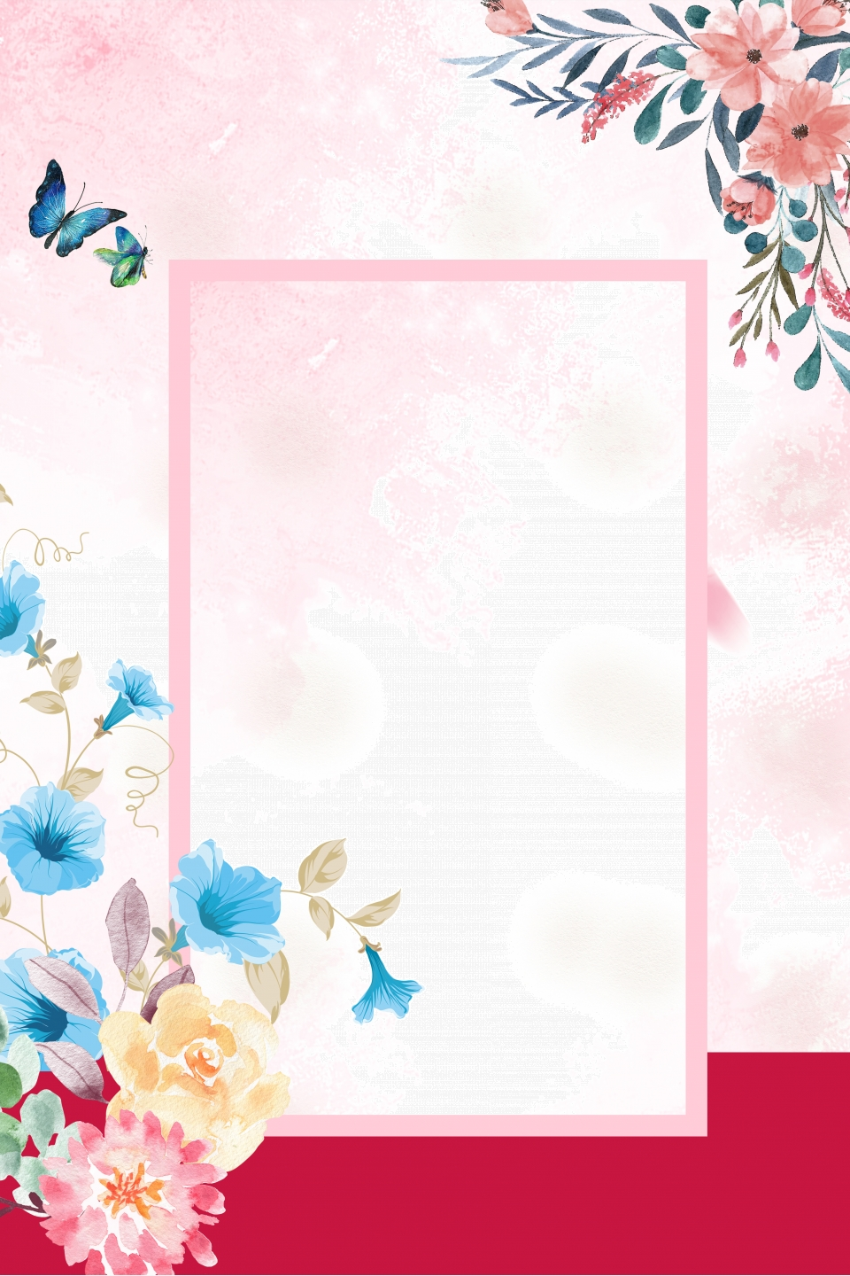 Cosmetics Beauty Salon Manicure Poster Nail Polish Poster Beauty Poster Fashion Background Image For Free Download