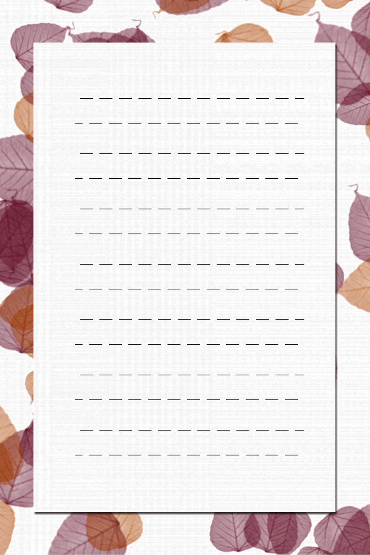 الأوراق المتساقطة ترويسة الخريف ملكة جمال كتابة الرسالة التدرج الخلفية صورة الخلفية للتحميل مجانا