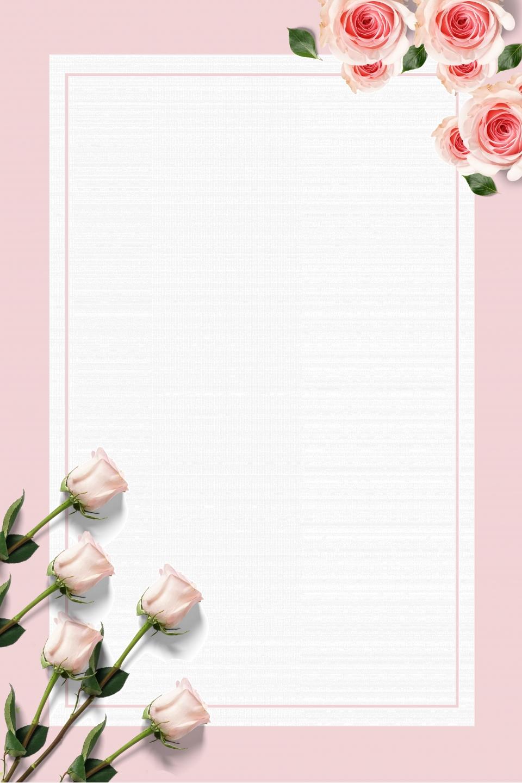 Modele De Fond Personnalise Mode Fleur Fraiche Fraiche Fleurs Fleuriste Livraison De Fleurs Image De Fond Pour Le Telechargement Gratuit