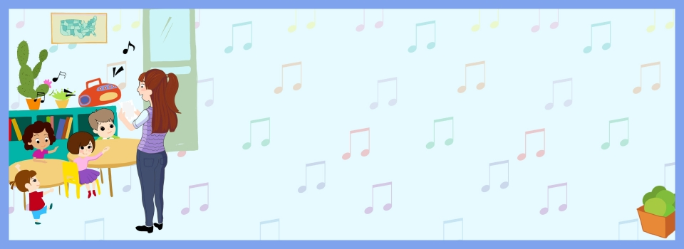 Music Training Class Cartoon Blue Child Fun Banner Talent Interest Class Education And Training Board Design Talent Interest Class Training Background Image For Free Download