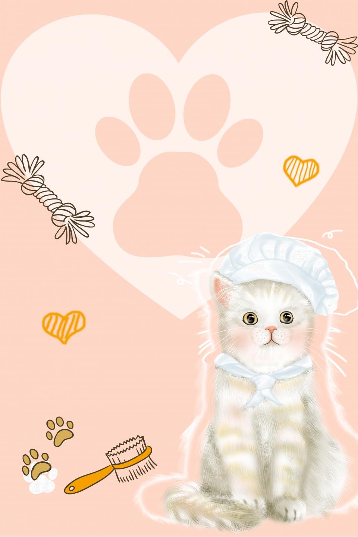 Animalerie Animal De Compagnie Mignon Chat Chat Brosse