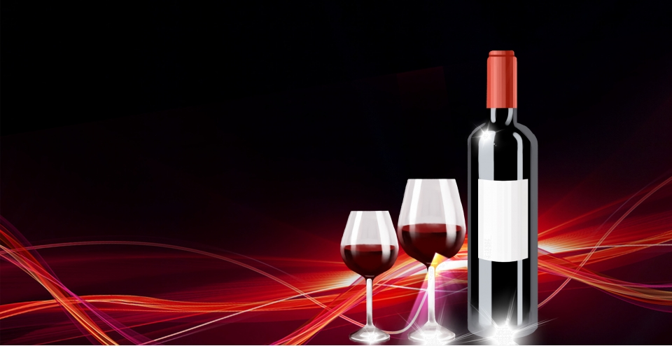Red Wine Red Wine Atmospheric Black Banner Red Wine Red Wine Poster Black Background Background Image For Free Download