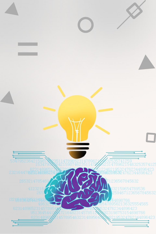 Simple And Fresh Business Idea Idea Poster Design, Business ...