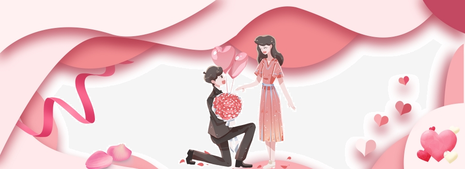 520 Marriage Proposal Banner Background 520 Marriage Proposal Banner Background Image For Free Download