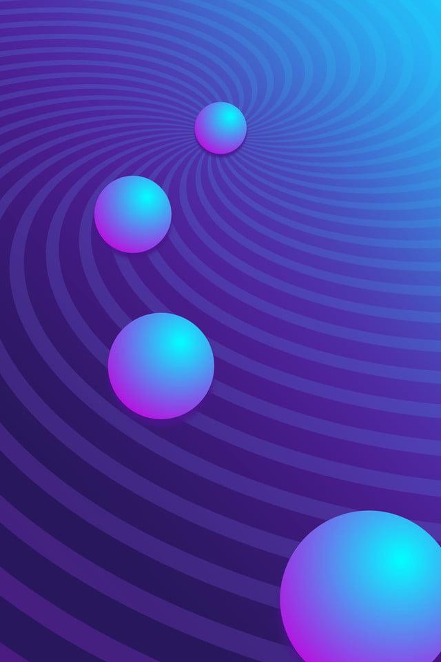 Gradiente Gradiente Transizione Blu Geometrico Gradiente Geometrica