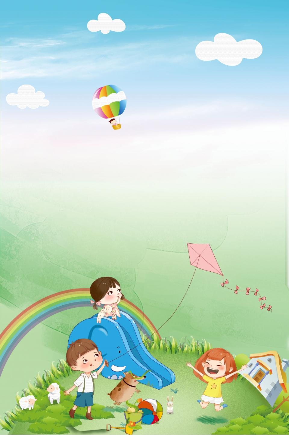 Creative Children S Day Hd Background, Children S Day, 61, Happy Children S  Day Background Image For Free Download