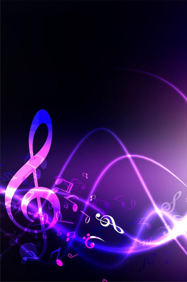 Cartel De Símbolo De Música Creativa, Simbolos Musicales, Sueños ...
