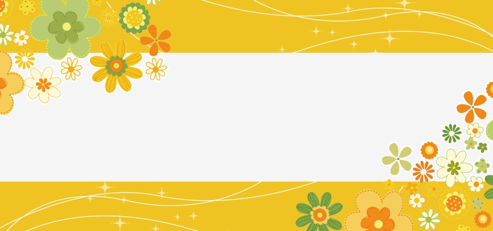 flowers yellow banner background flowers petal texture background image for free download https pngtree com freebackground flowers yellow banner background 1066233 html