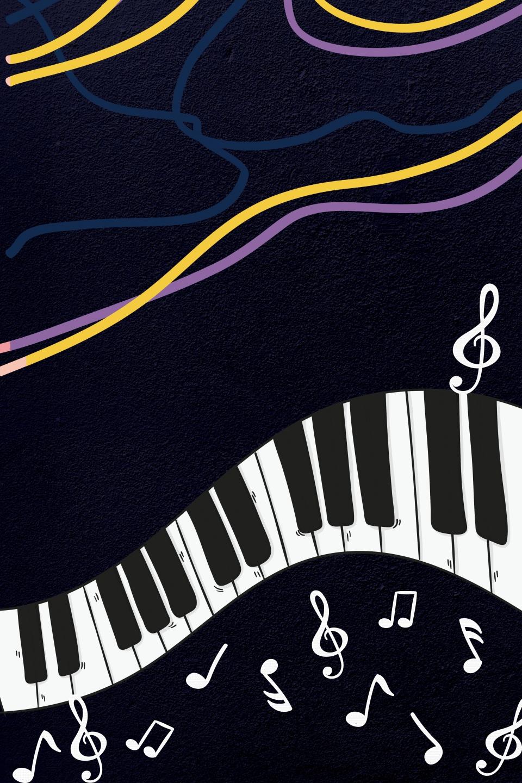 Music Dream Piano Training Hd Background Music Dreams Piano Training Music Background Image For Free Download