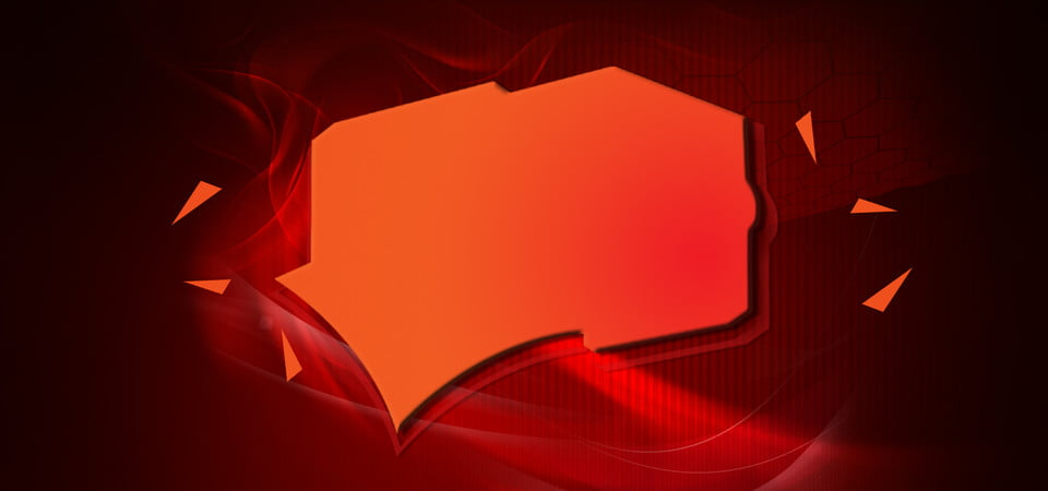 Passionate Red Shape Creative Background Passion Lively Image For Free Download