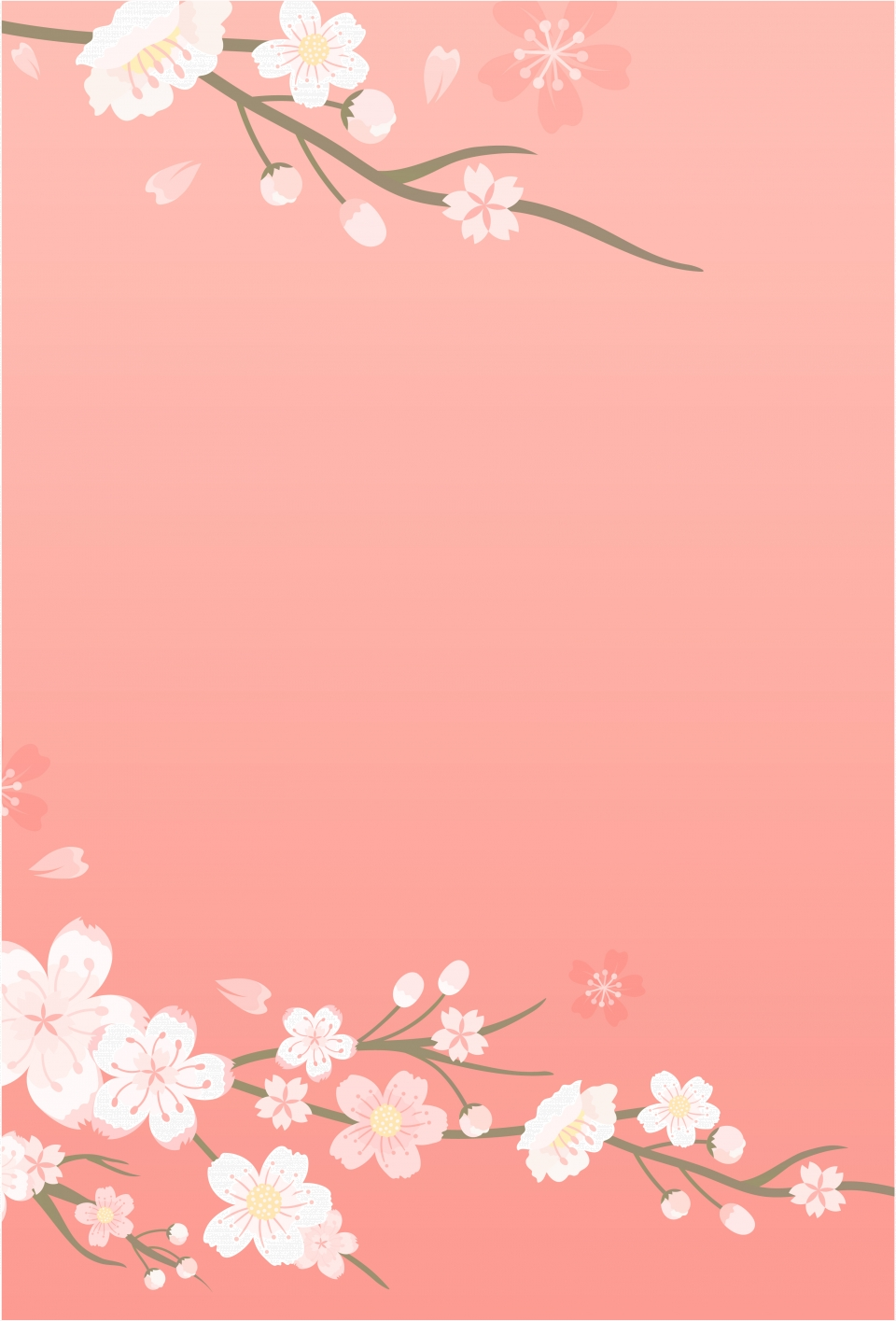 pink peach flower vector background pink peach vector background image for free download https pngtree com freebackground pink peach flower vector background 1119195 html