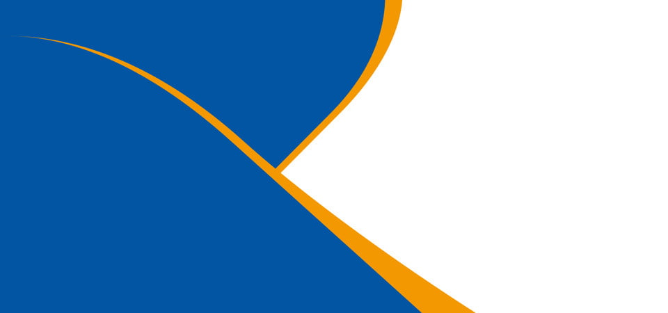 blue minimalistic geometric business card background