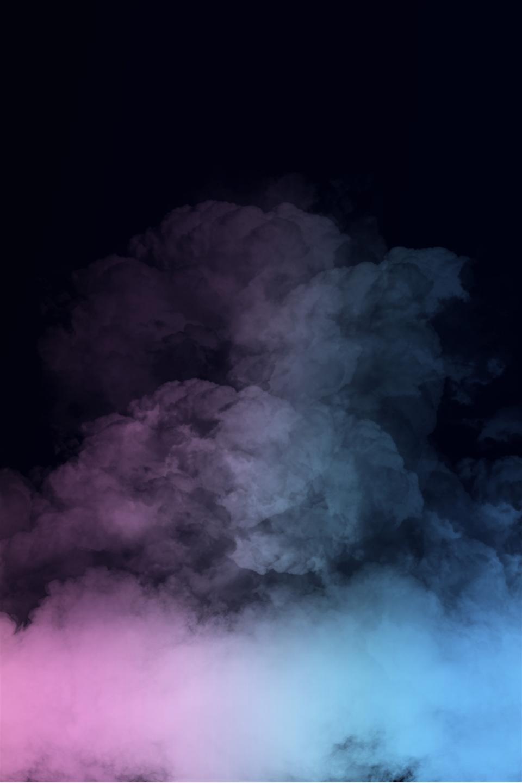 Dark Cloud Gradient Poster Background, Dark, Minimalist, Business Background  Image For Free Download