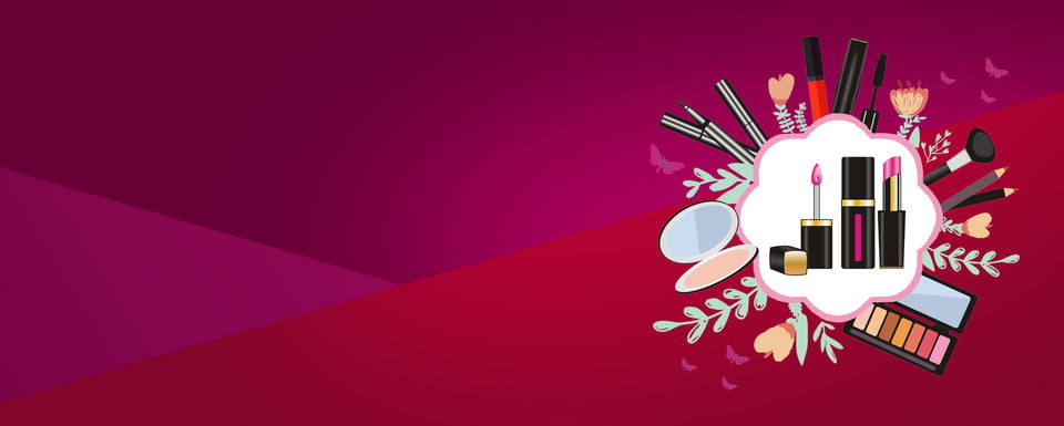 E Commerce Makeup Beauty Banner Beauty Beauty Skincare Background Image For Free Download
