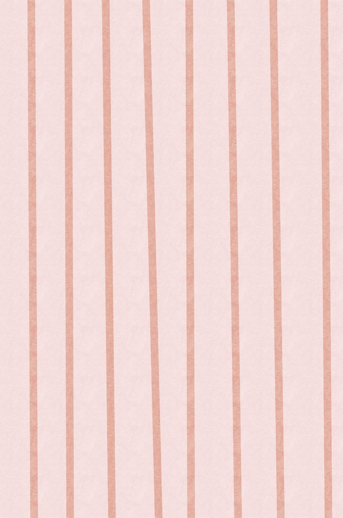 Hand Drawn Cartoon Pink Striped Background Illustration Hand Painted Background Image For Free Download
