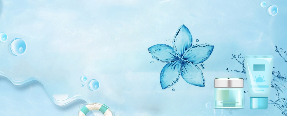Hydrating Skin Care Beauty Make Up Fresh Banner Beauty Beauty Skincare Background Image For Free Download