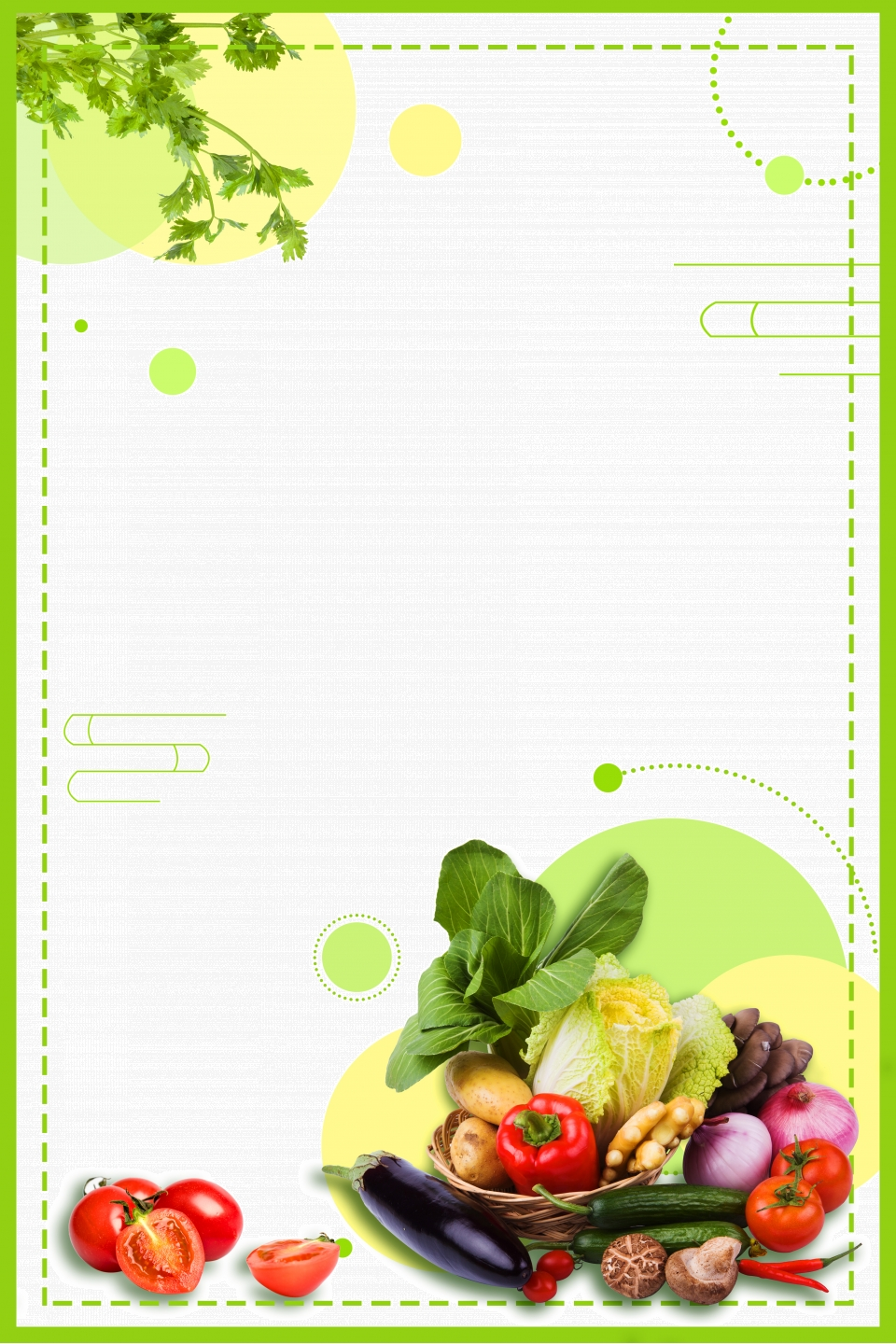 Small Fresh Green Healthy Food Seasonal Fruits And Vegetables Vegetables Background Image For Free Download