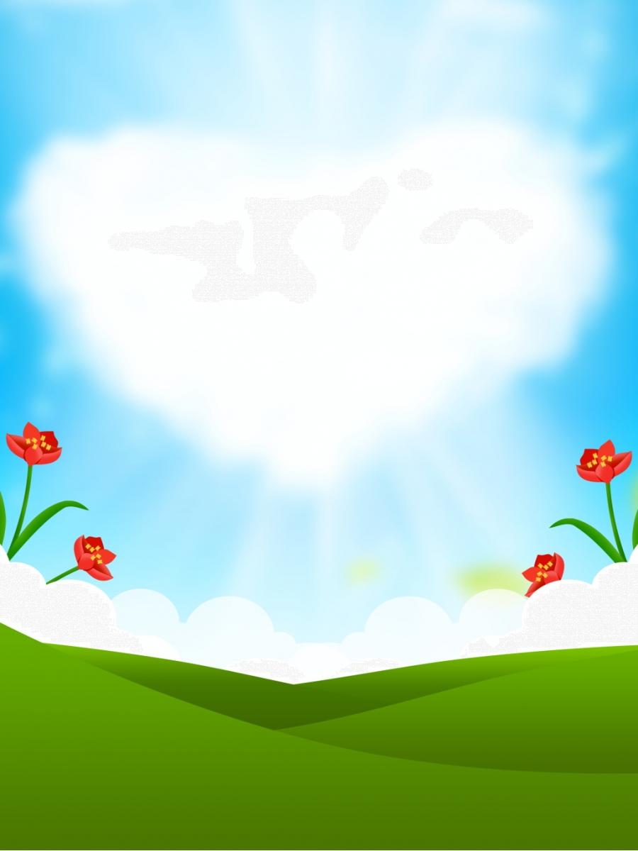 Abstract Hand Drawn Green Plant Illustration Background Green Background Healing Background Illustrator Background Background Image For Free Download