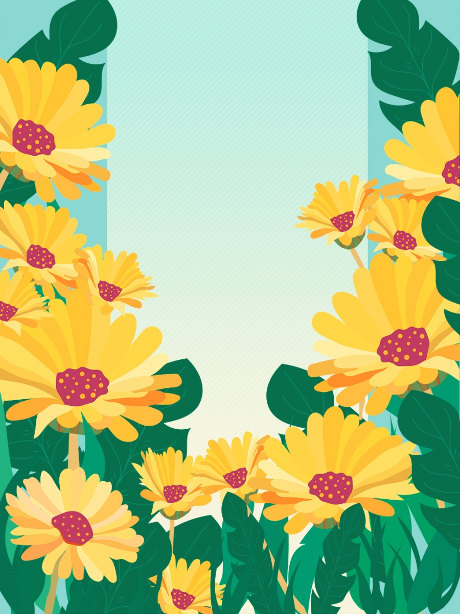 fresh and artistic beautiful yellow flower back advertising border background fresh flower beautiful background image for free download https pngtree com freebackground fresh and artistic beautiful yellow flower back advertising border background 1148363 html