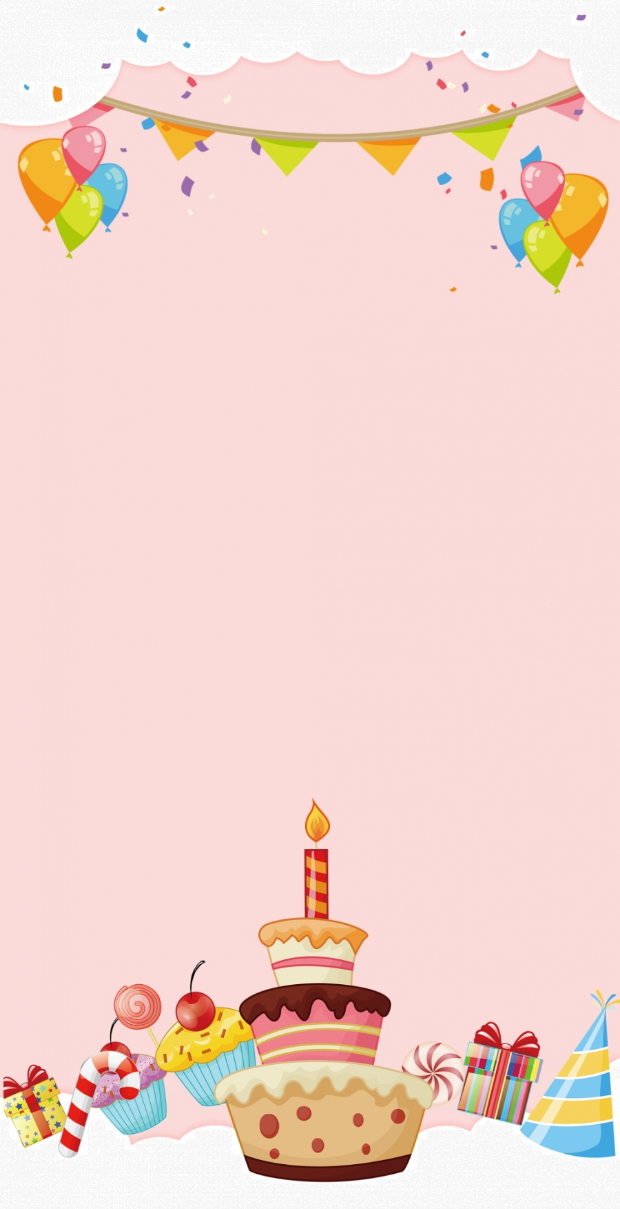 Birthday Invitation Background s Vectors and PSD