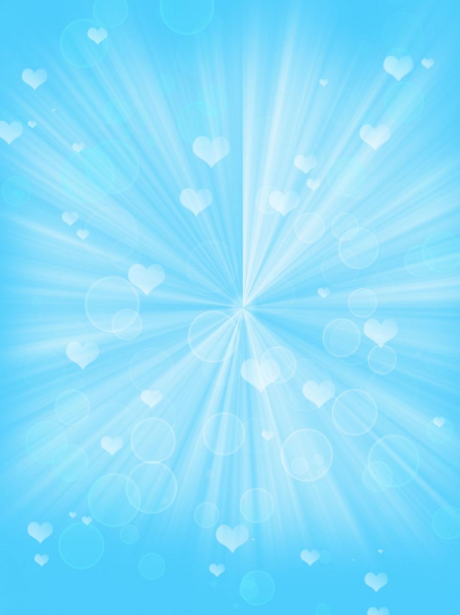 Download 4400 Koleksi Background Biru Hati HD Terbaru