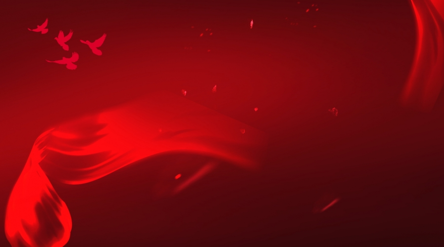 Red Chinese Style Party Building Background Design 1 Party Building Party Birthday Party Building Background Background Image For Free Download