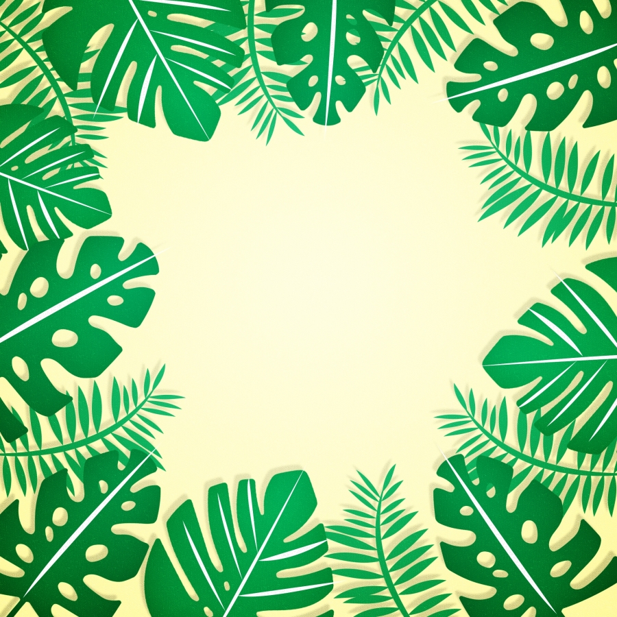 Vector Hand Drawn Tropical Rainforest Leaves Background Material Leaf Background Tropical Rainforest Tropical Trees Background Image For Free Download As i already mentioned, the tropical rainforests are located between the tropic of cancer and the tropic of capricorn, and the world's largest the tall trees in the tropical rainforest are forming the canopy area, which consists of branches and leaves of these trees. https pngtree com freebackground vector hand drawn tropical rainforest leaves background material 1132625 html