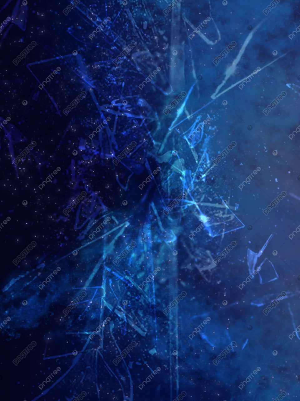 Blue Particle Light Effect Cool Background Blue Particle Light Effect Cool Background Image For Free Download