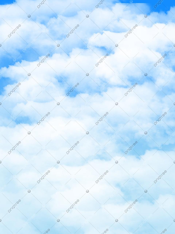 Template Latar Belakang Poster Langit Biru Dan Awan Putih, Langit Biru,  Baiyun, Rumput Gambar Latar Belakang Untuk Unduhan Gratis
