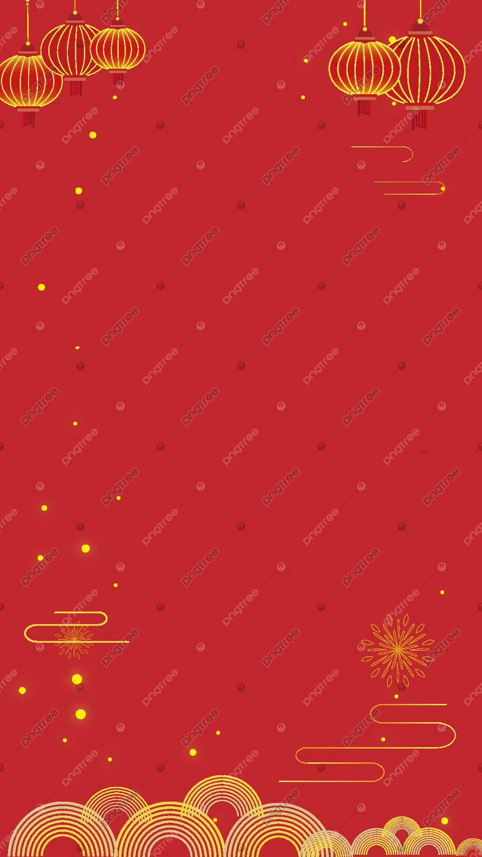 Festive Background Design For Chinese Wedding Invitation Chinese Wedding Invitation Background Material Festive Background Background Image For Free Download