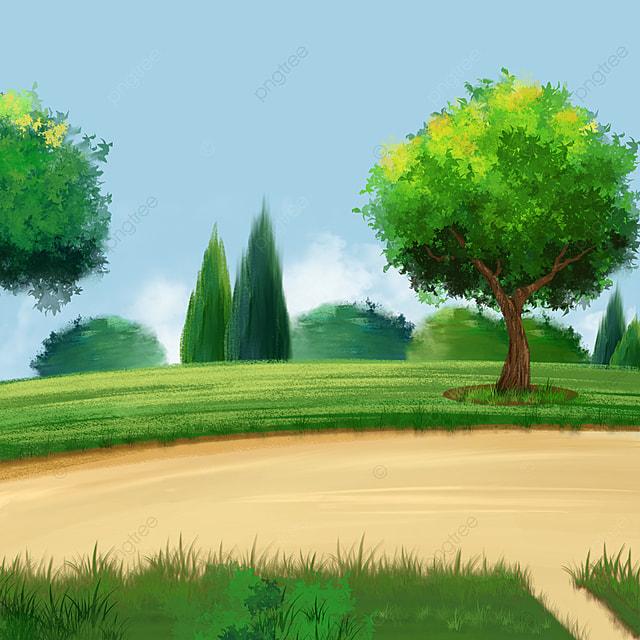 latar belakang vektor rumput hijau pohon kartun segar hijau rumput pohon hijau gambar latar belakang untuk unduhan gratis latar belakang vektor rumput hijau pohon kartun segar hijau rumput pohon hijau gambar latar belakang untuk unduhan gratis