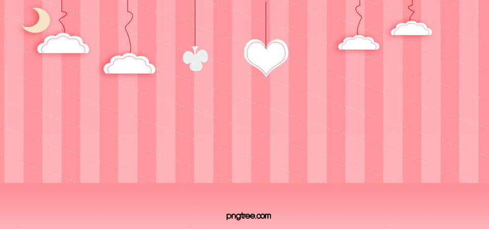 Cartoon Clouds Background, Pink, Full Screen Poster, Lynx ...