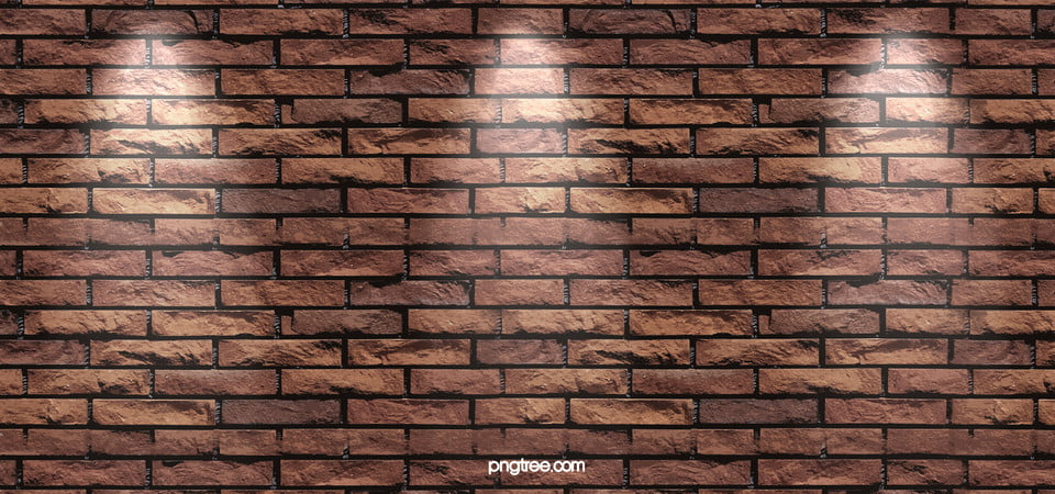 Simple Atmospheric Lighting Brick Taobao Poster Background
