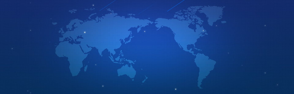internet business technology banner background map the internet