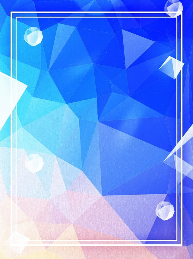 Fashion Polygon Background, Poster, Banner, Flat Background