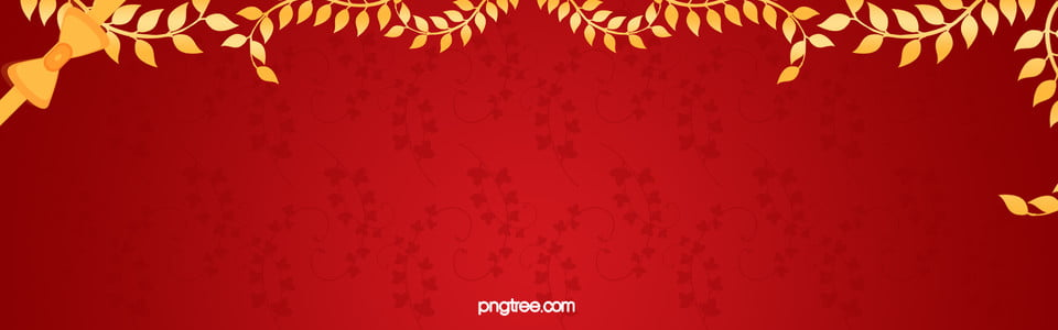 Wind Festive Red Chinese Wedding Background Banner