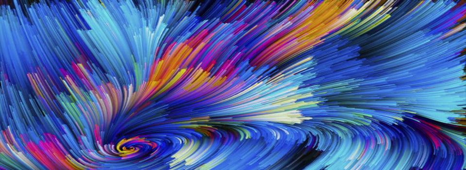 Material De Fundo 3D 3D Background Flores Imagem De Plano